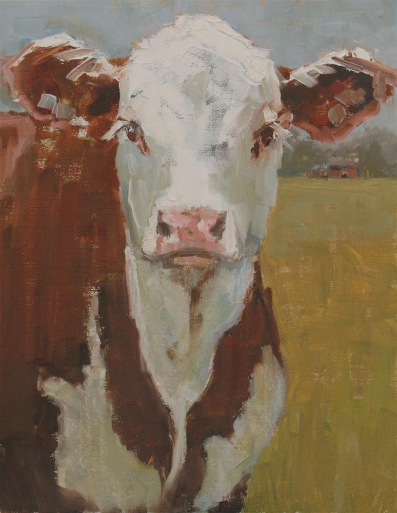 """""""you've got a friend"""" original fine art by Carol Carmichael"""