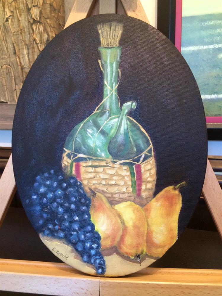 """Nectar"" original fine art by Kenny Arnold"