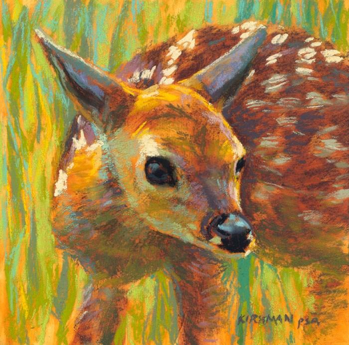 """Sonatina"" original fine art by Rita Kirkman"
