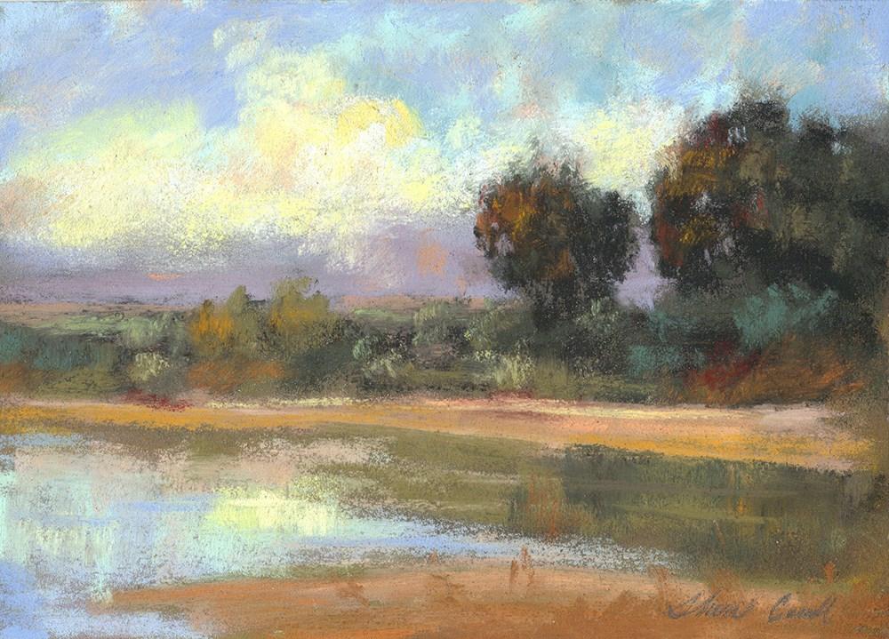 """Beautiful Day"" original fine art by Sherri Cassell"