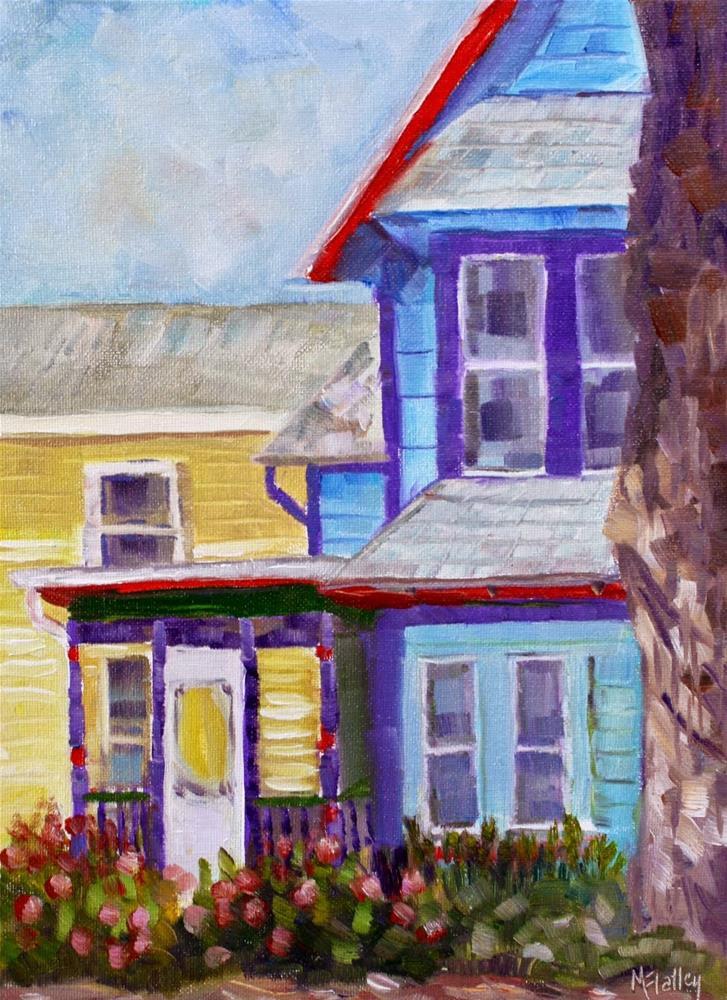 """Lilydale II"" original fine art by Maggie Flatley"