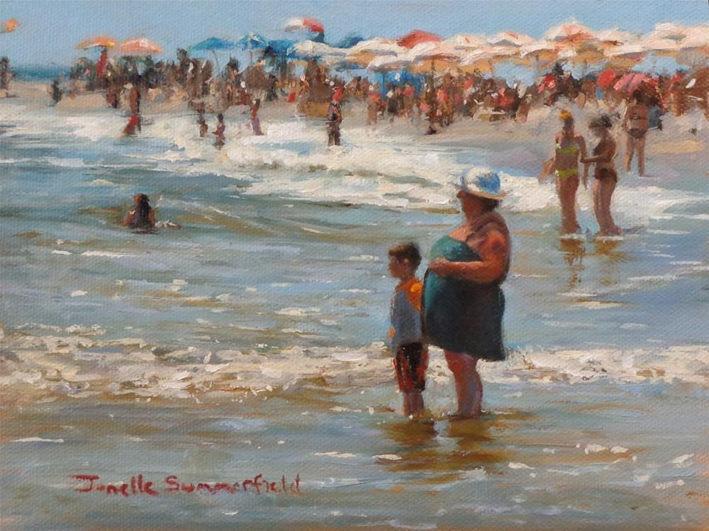 """Cape May II"" original fine art by Jonelle Summerfield"