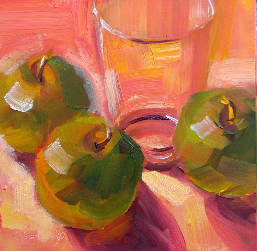 """BeforeThey Are Juice 150"" original fine art by Laura  Buxo"