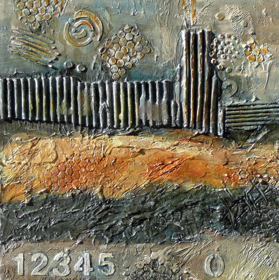 Ancient City Myths 11043 SOLD original fine art by Nancy Standlee