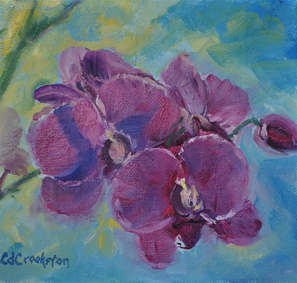 """The Pantone Challenge"" original fine art by Catherine Crookston"