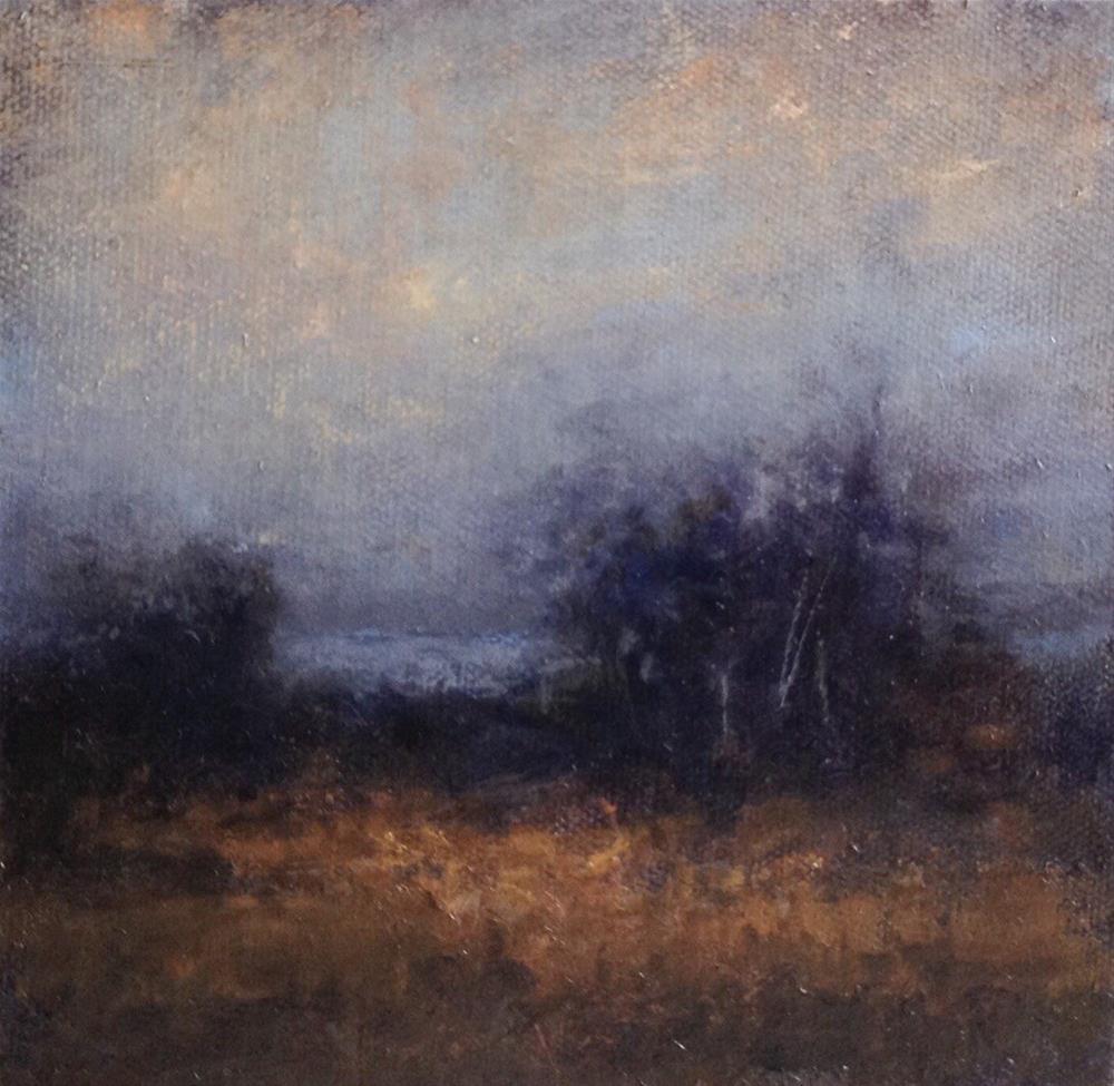 """""""Inky Trees"""" original fine art by Dj Laurienzo"""