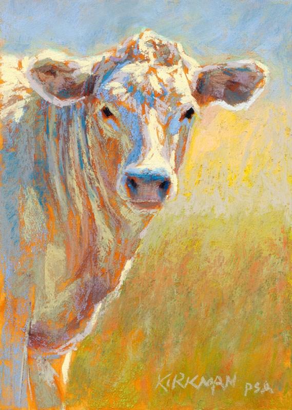 """Albus - day 2"" original fine art by Rita Kirkman"