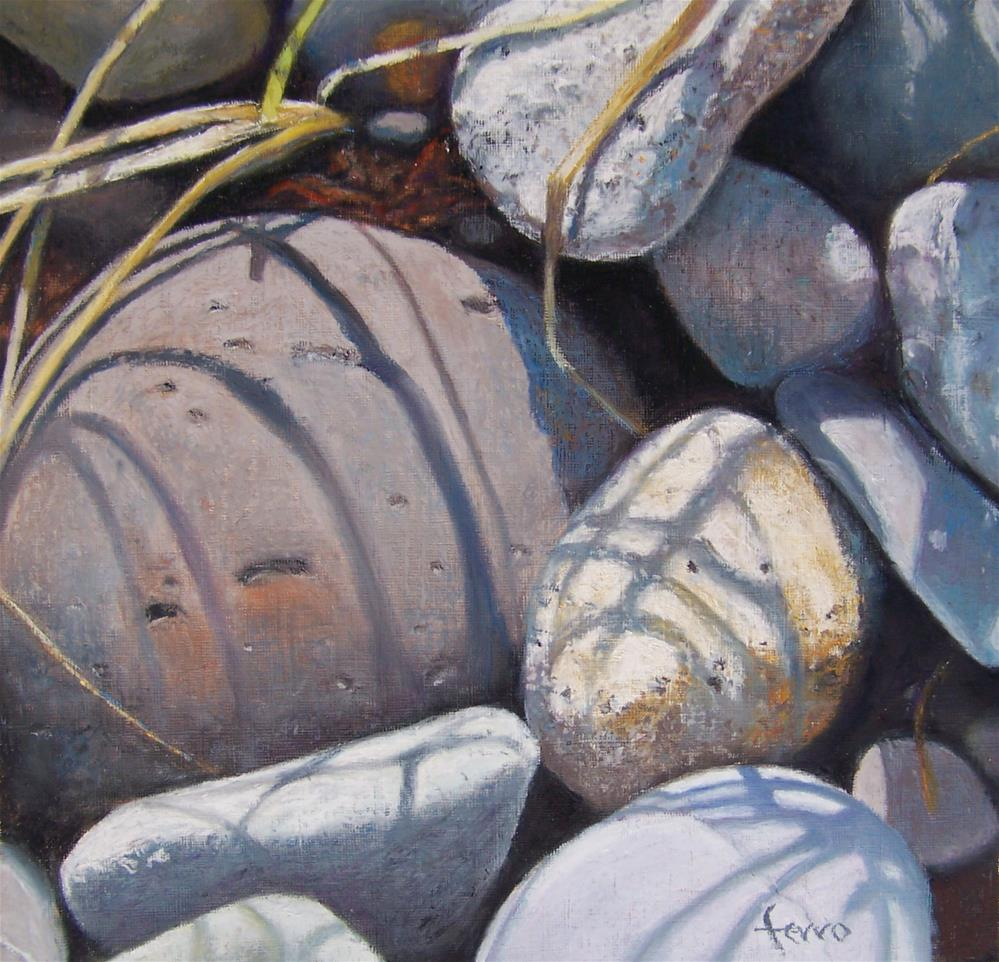 """After Noon"" original fine art by Susan Ferro"