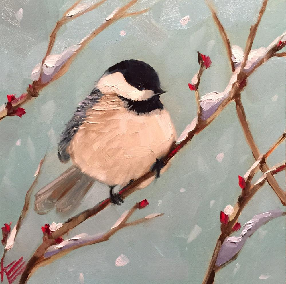 """Just Chillin"" original fine art by Krista Eaton"