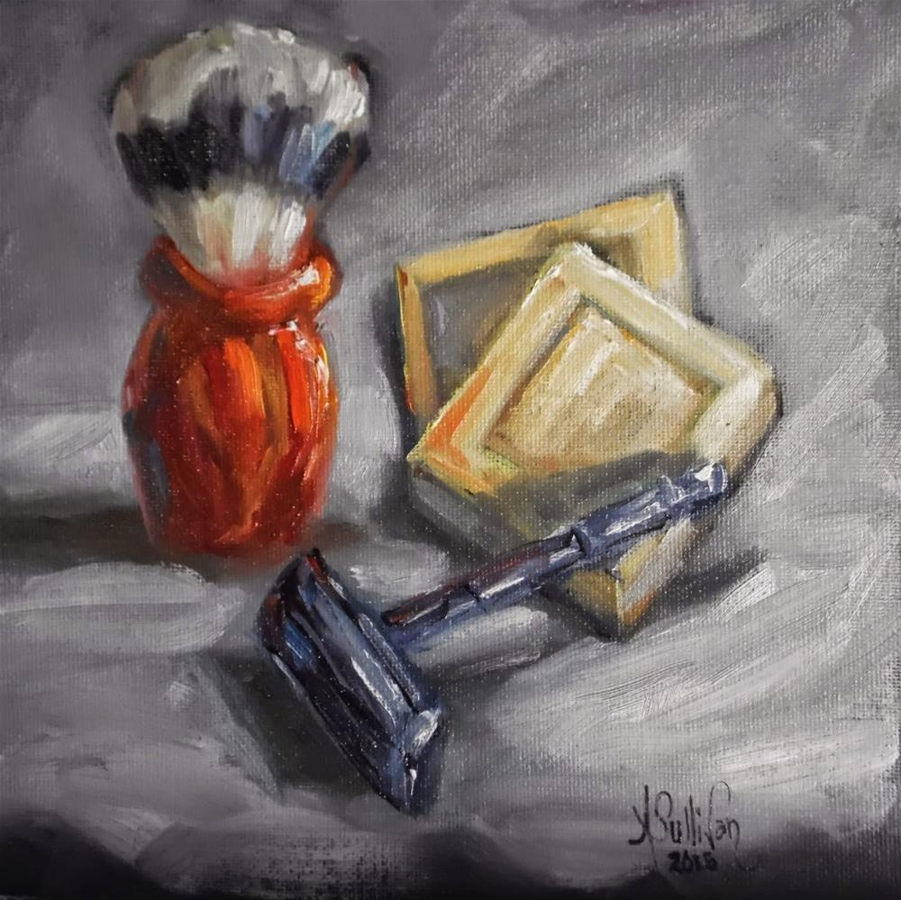 """Daddy's Only still life painting by Alabama Artist Angela Sullivan"" original fine art by Angela Sullivan"