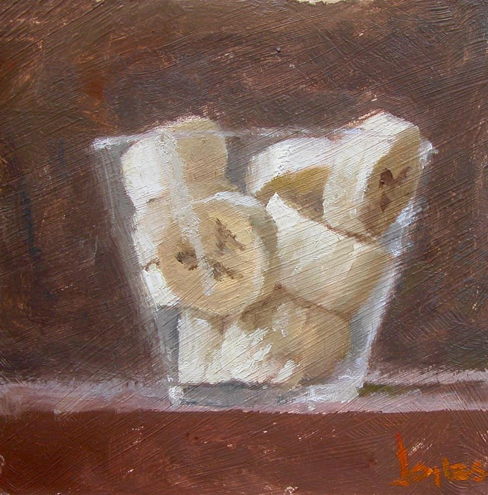 """Banana"" original fine art by Richard Jones"