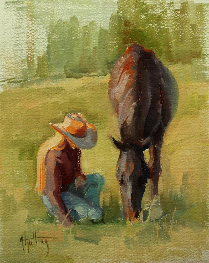 """Sketch #4"" original fine art by Abigail Gutting"