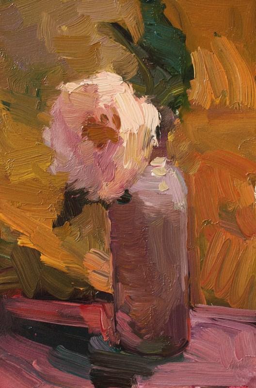 Single Rose NFS original fine art by Kathryn Townsend