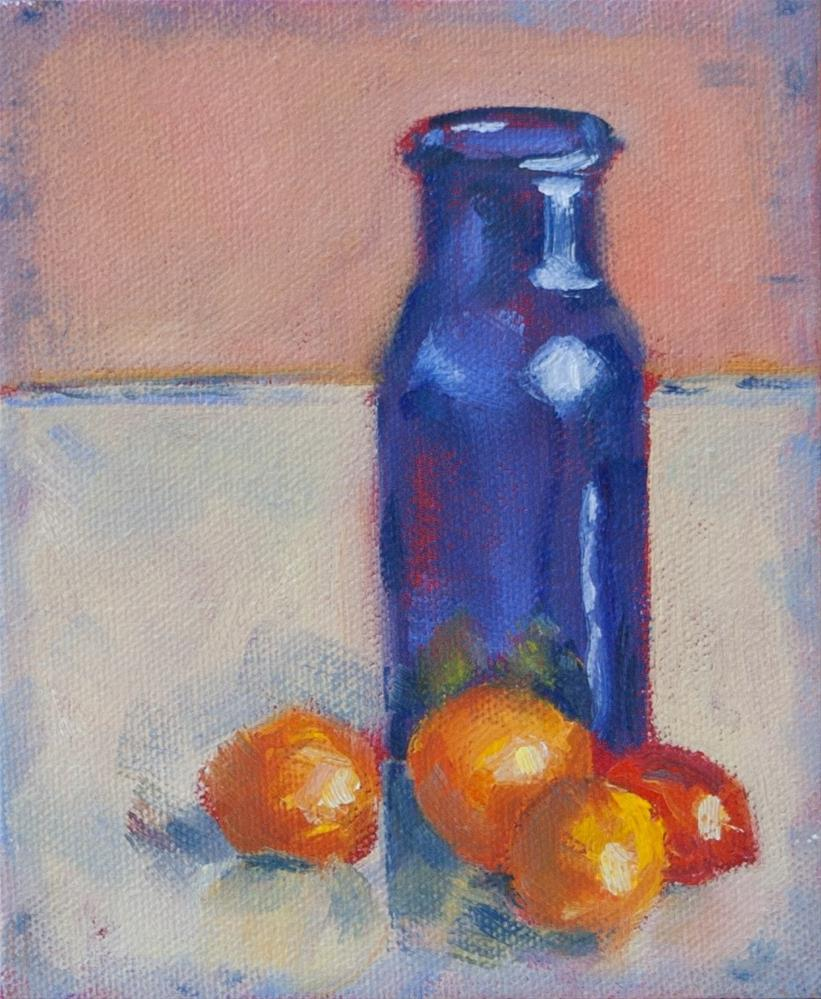 """Bottle Gang"" original fine art by Maria McNitt"
