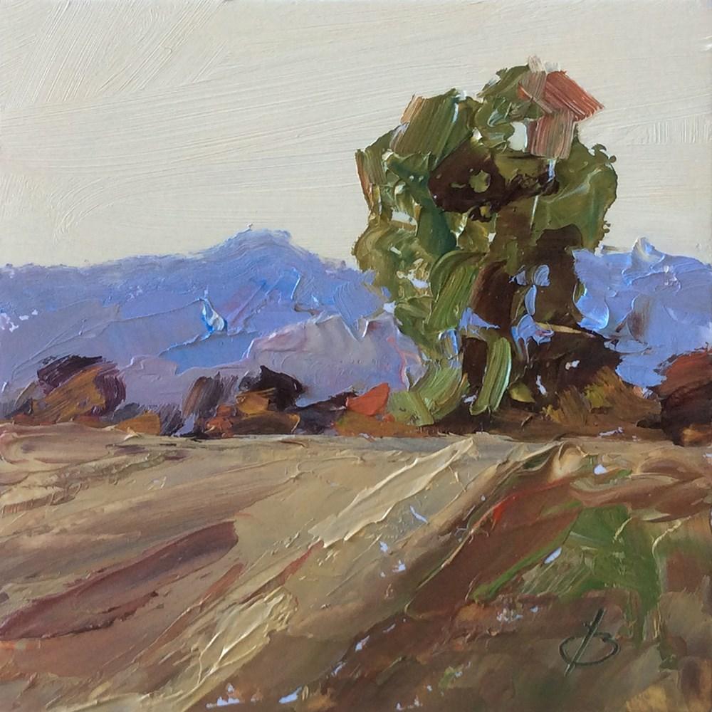 """""""PLEIN AIR LANDSCAPE"""" original fine art by Tom Brown"""