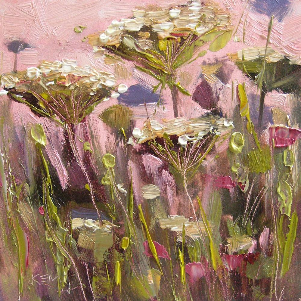 """Pile on the Paint...Using Impasto"" original fine art by Karen Margulis"