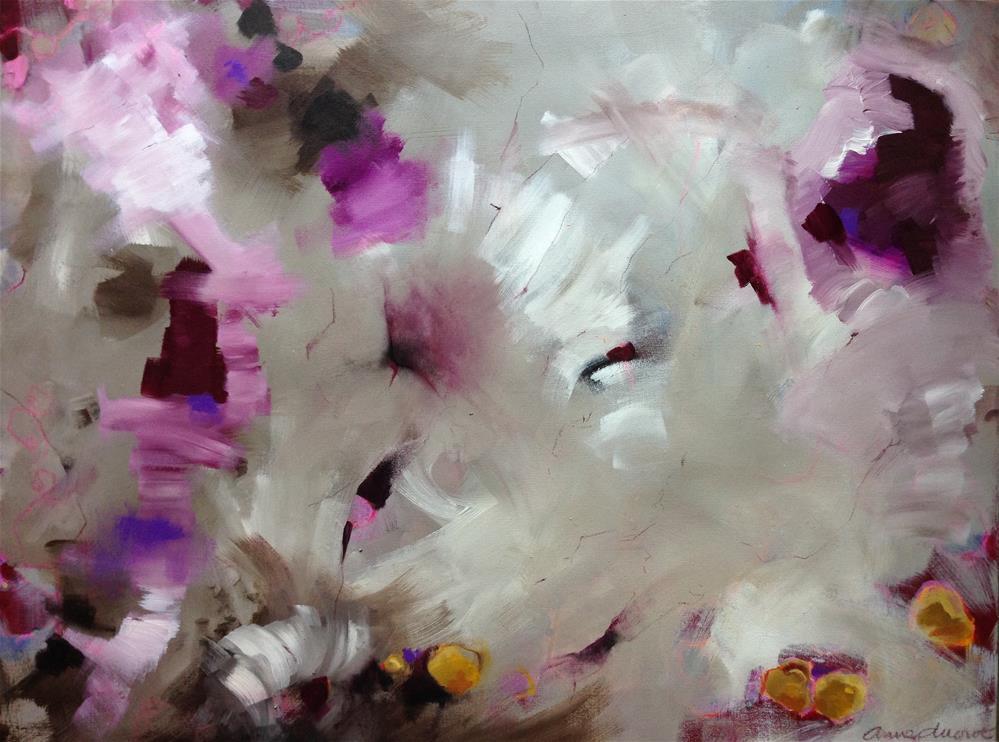 """Integration"" original fine art by Anne Ducrot"