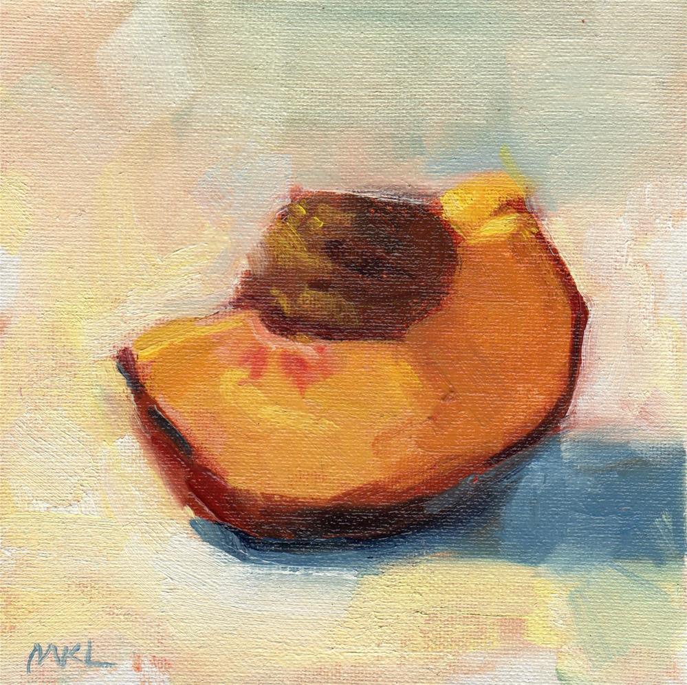 """""""The Core"""" original fine art by Marlene Lee"""