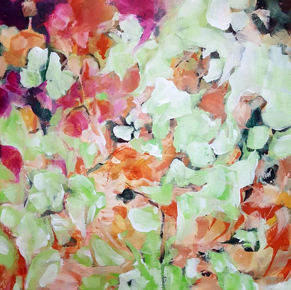 """""""Honey Dew"""" original fine art by Sue Dion"""