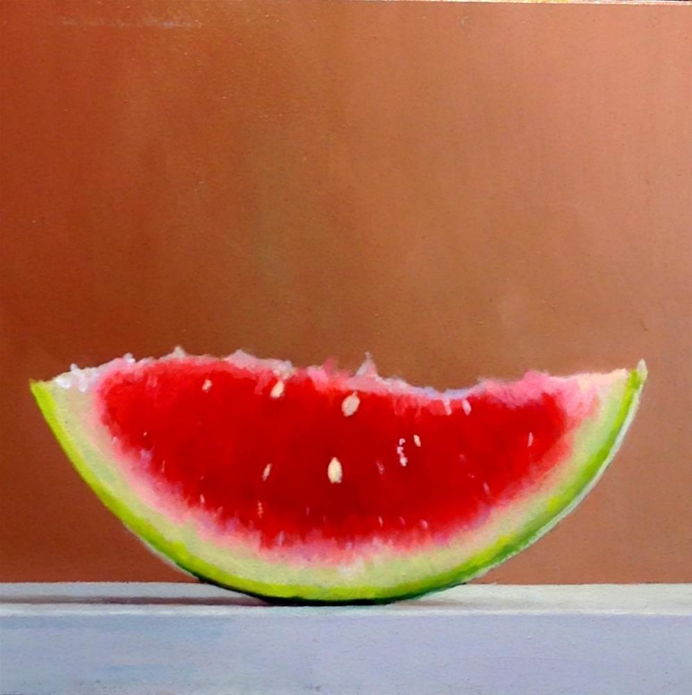 """""""Summer Slice #4"""" original fine art by Brian Burt"""
