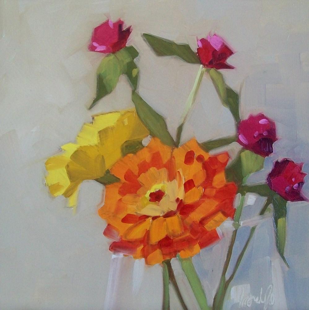 """September"" original fine art by Brandi Bowman"