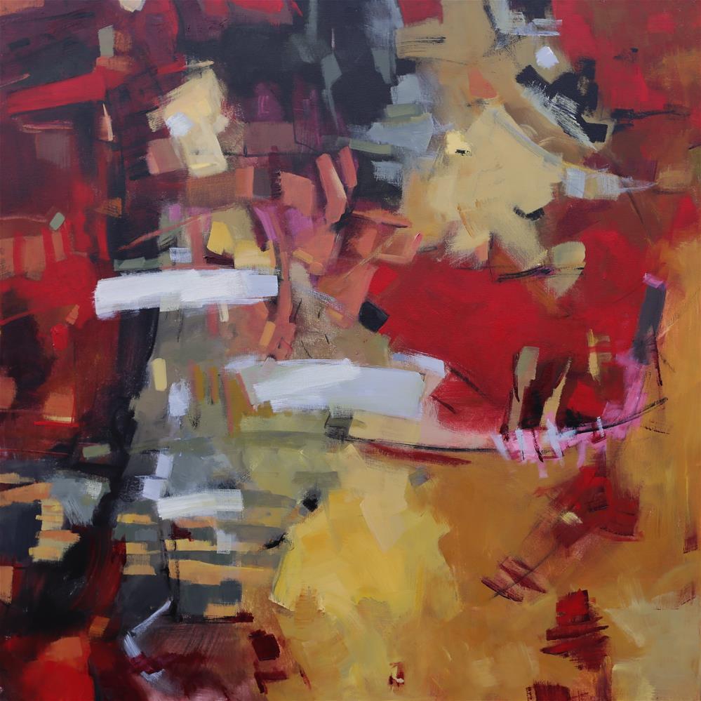"""Cadence"" original fine art by Elizabeth Chapman"