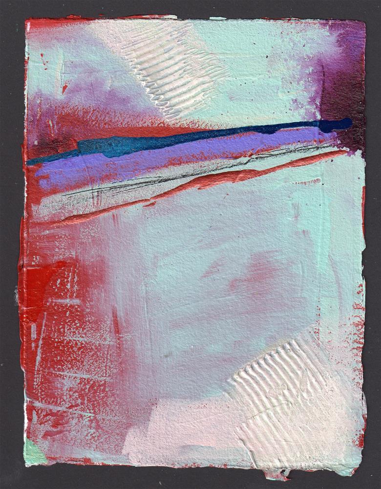 """132"" original fine art by Marie Lynch"