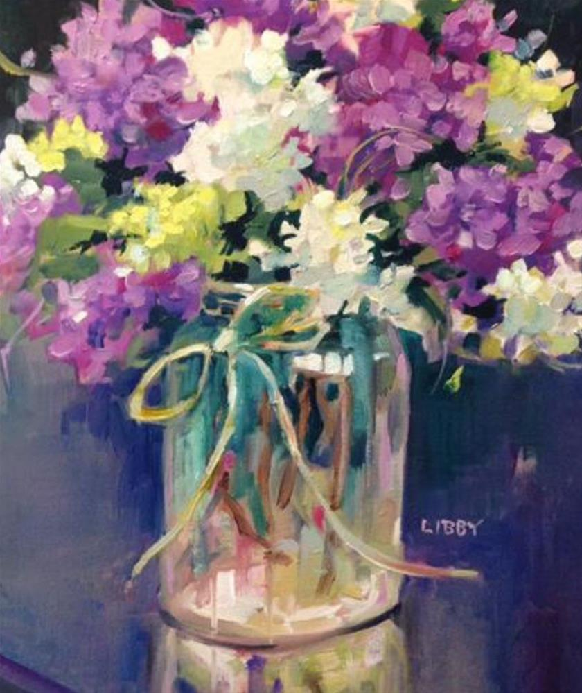 """""""Brava"""" original fine art by Libby Anderson"""