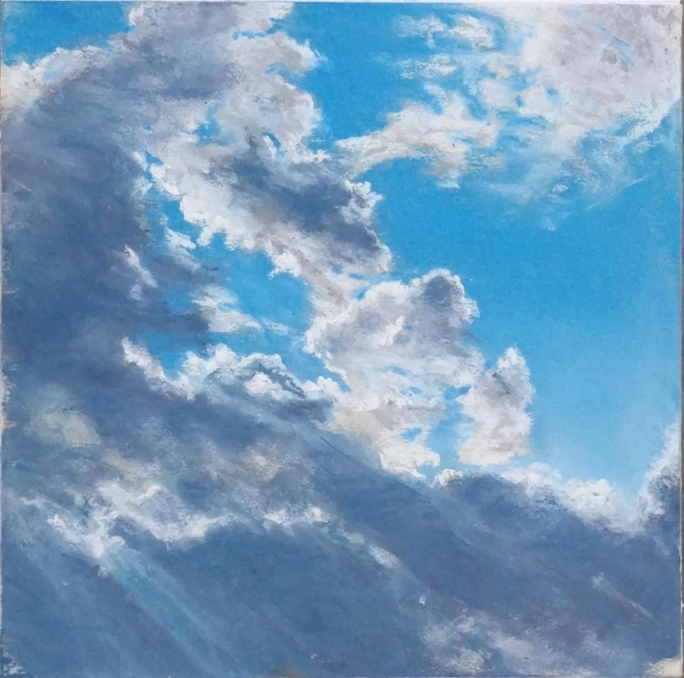"""Sky #10"" original fine art by Denise Beard"