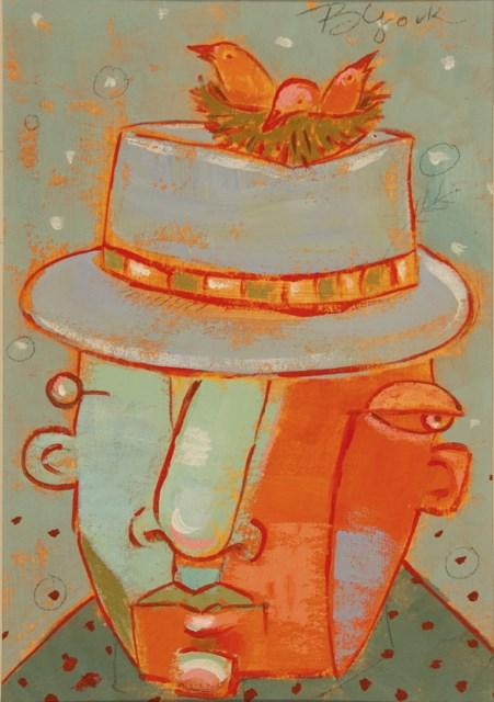 """""""Flight Delay"""" original fine art by Brenda York"""