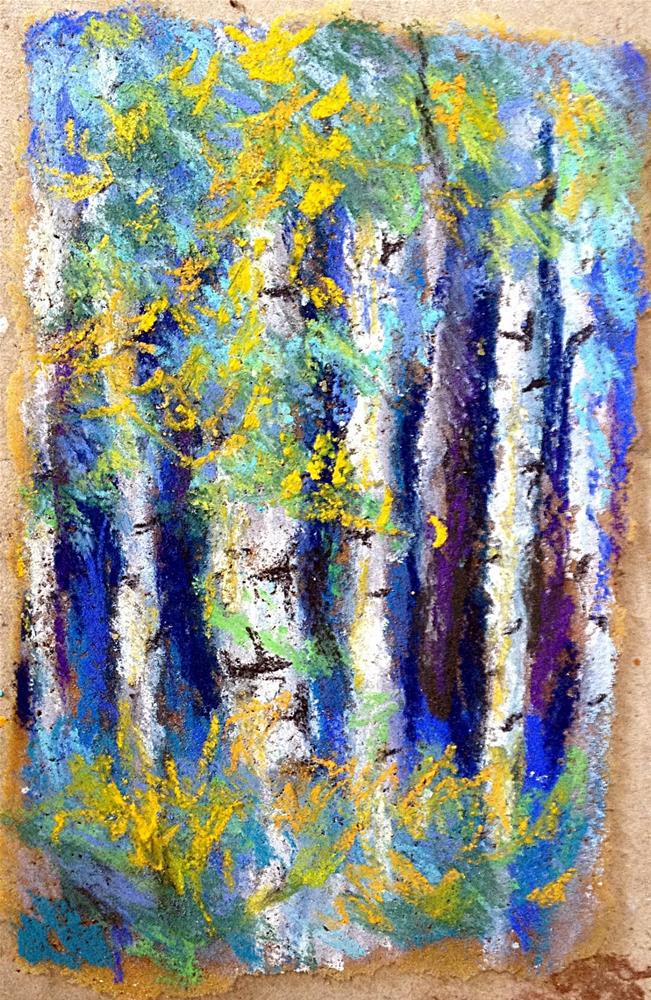 """Untitled"" original fine art by Kristen Dukat"