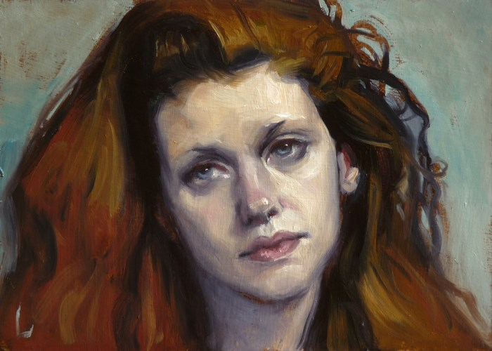 """Someday"" original fine art by John Larriva"