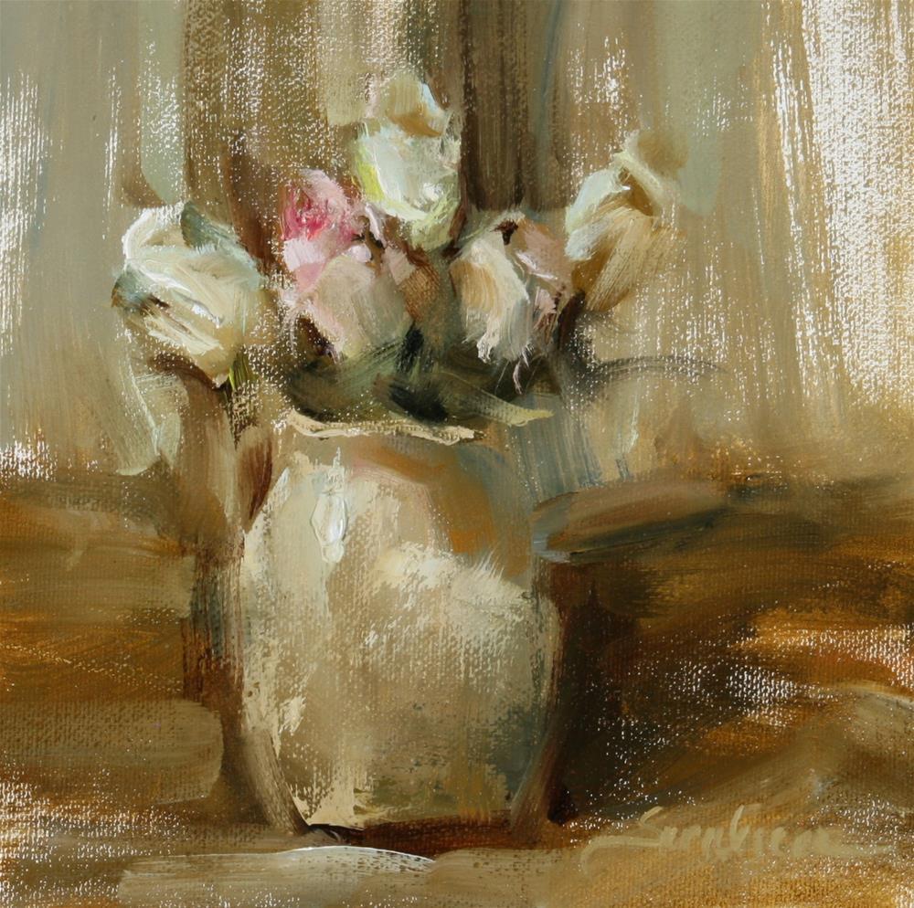 """Mother's Roses"" original fine art by Scott Serafica"