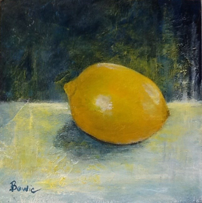 """""""Sun-Struck"""" original fine art by Maureen Bowie"""