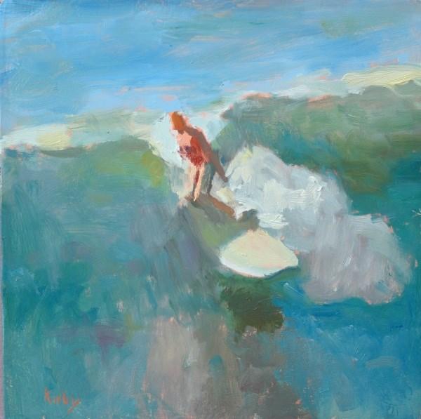 """First Break"" original fine art by Randall Cogburn"