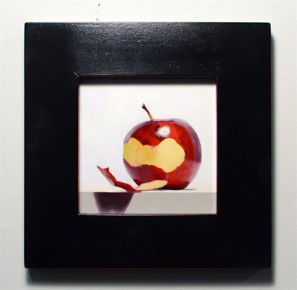 """#379 Peel"" original fine art by Brian Burt"