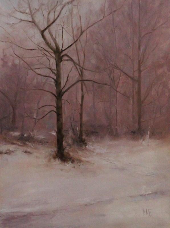 """Mógilsá"" original fine art by Thorgrimur Andri Einarsson"