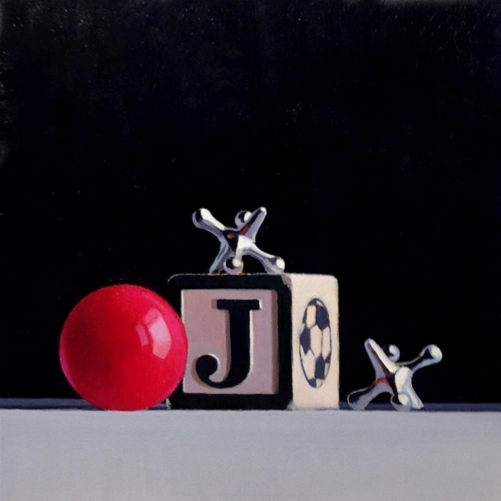 """#361 Jacks"" original fine art by Brian Burt"