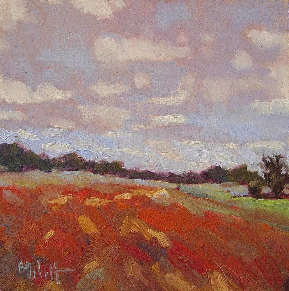 """Throwback Thursday Autumn Earth 2009 Contemporary Impressionism"" original fine art by Heidi Malott"