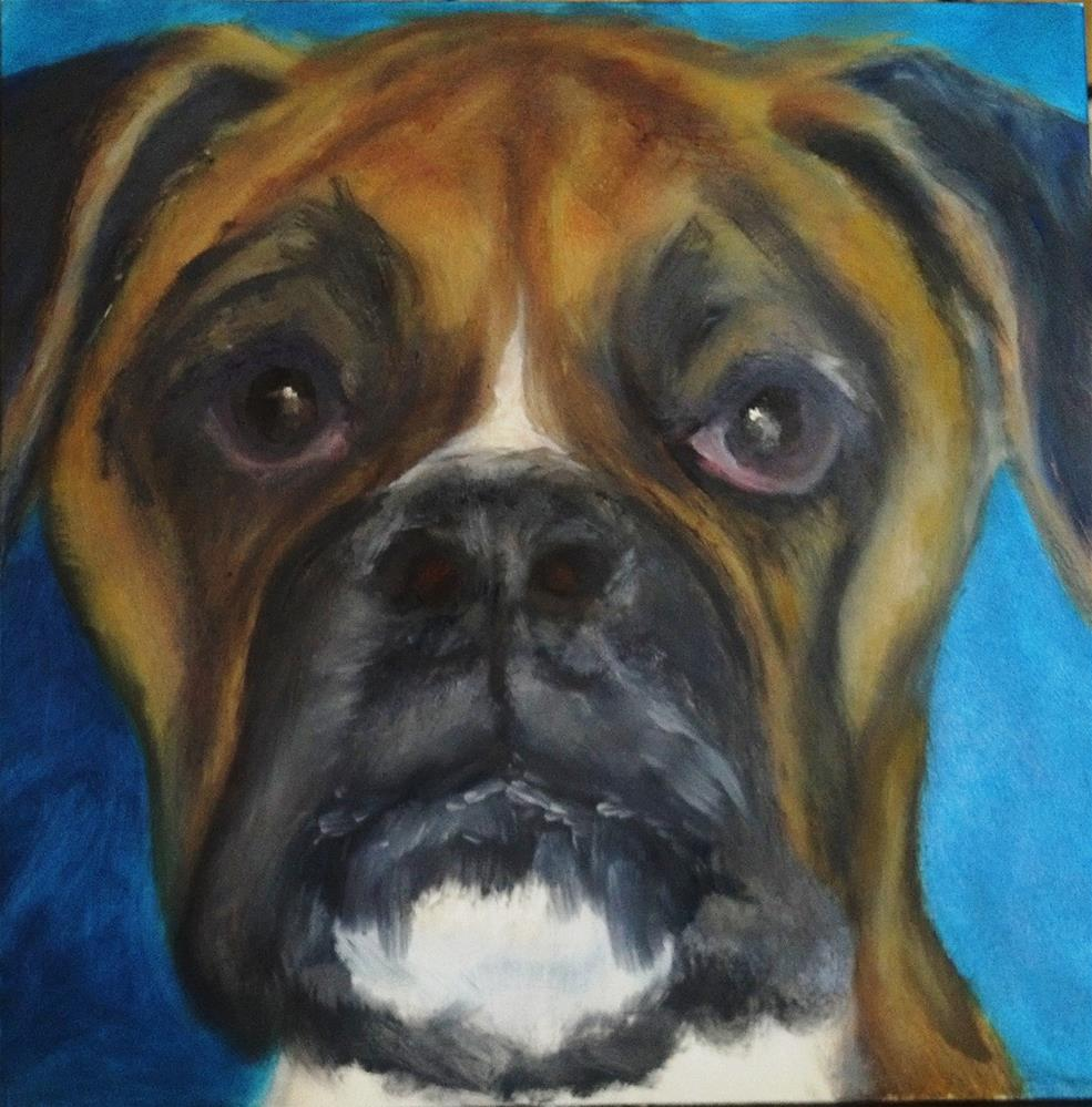 """Lexi"" original fine art by Beverly Koldon"