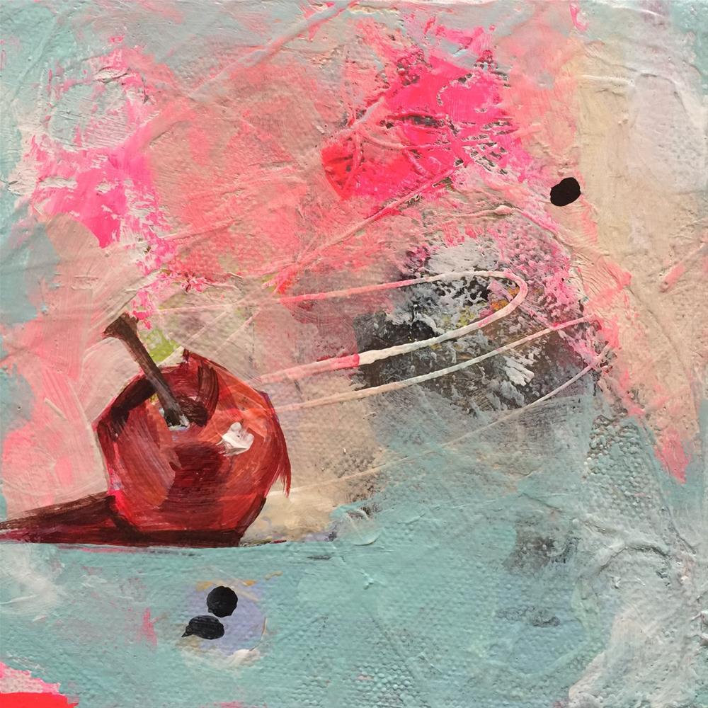 """""""38 Seeds"""" original fine art by Jenny Doh"""