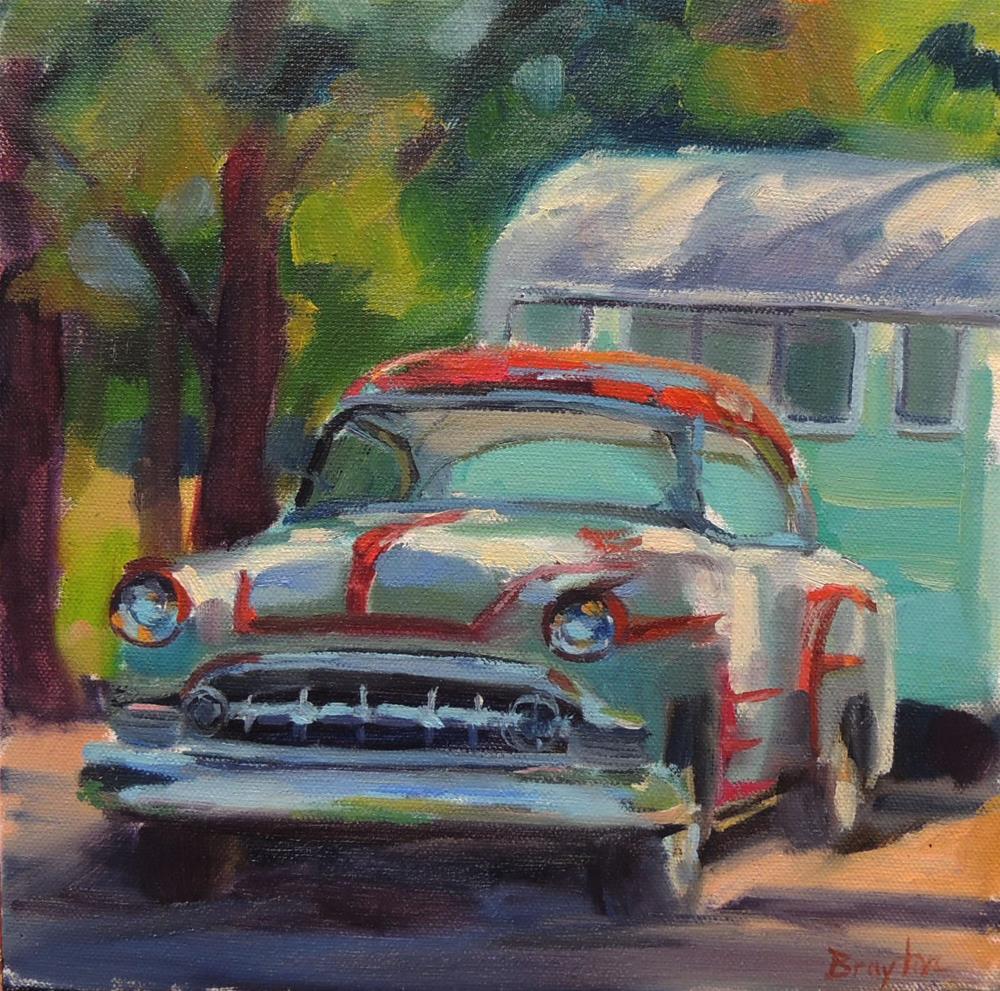 """American Dream"" original fine art by Wendy Brayton"