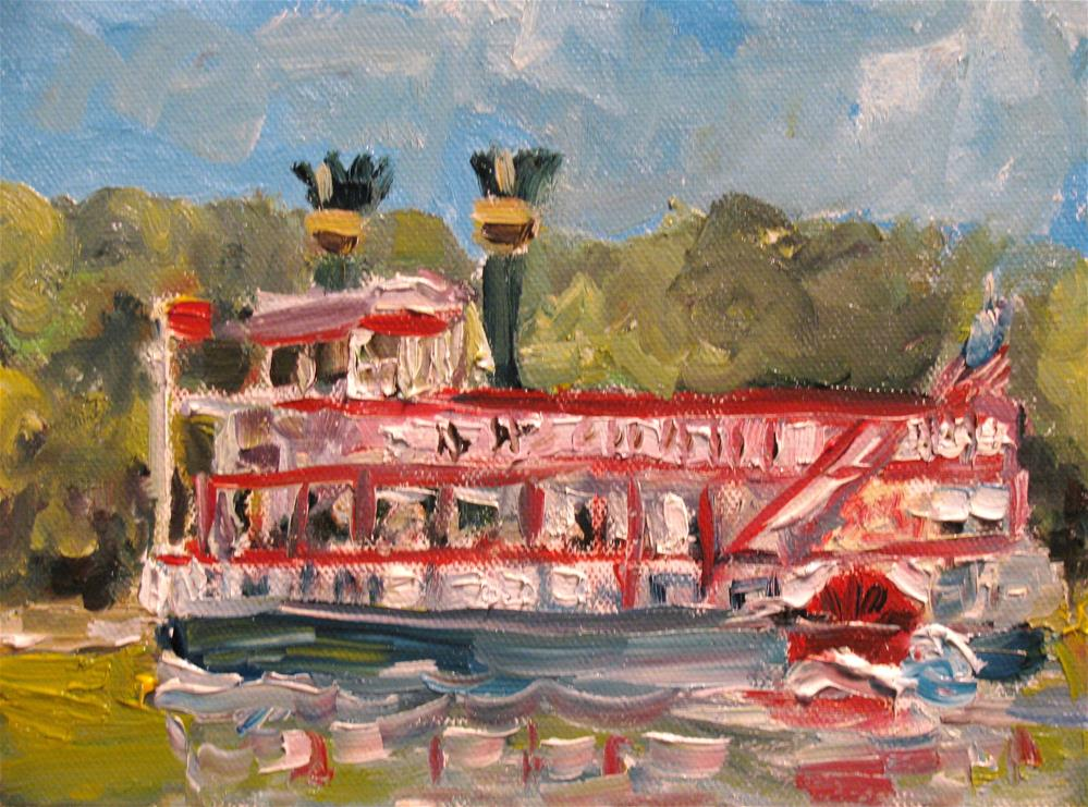 """The Scarlett O'Hara"" original fine art by Susan Elizabeth Jones"