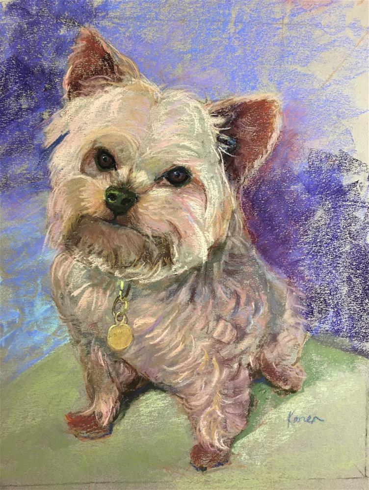 """Maude"" original fine art by karen israel"