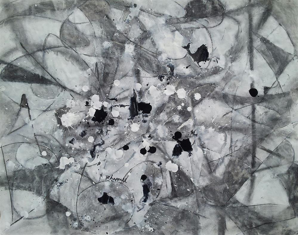 """""""Tonal"""" original fine art by Becky Chappell"""