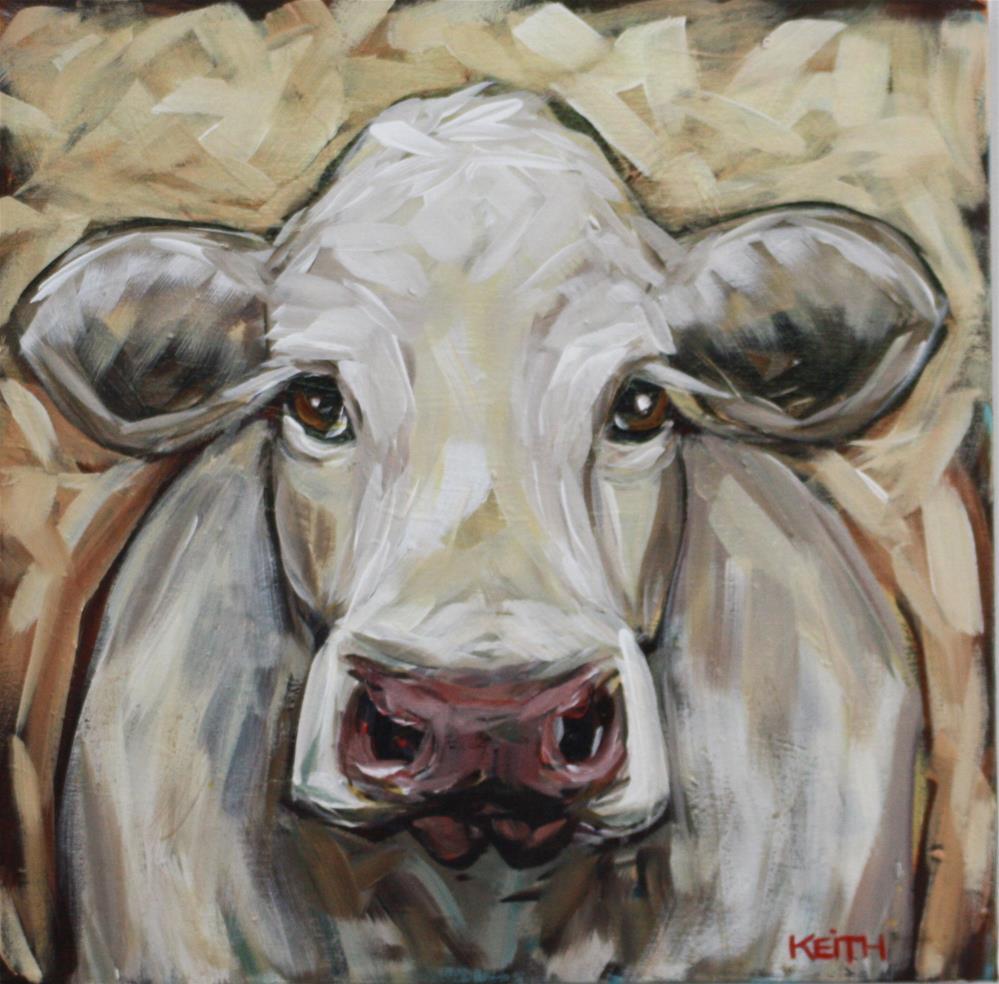 """Ruth"" original fine art by Kandice Keith"