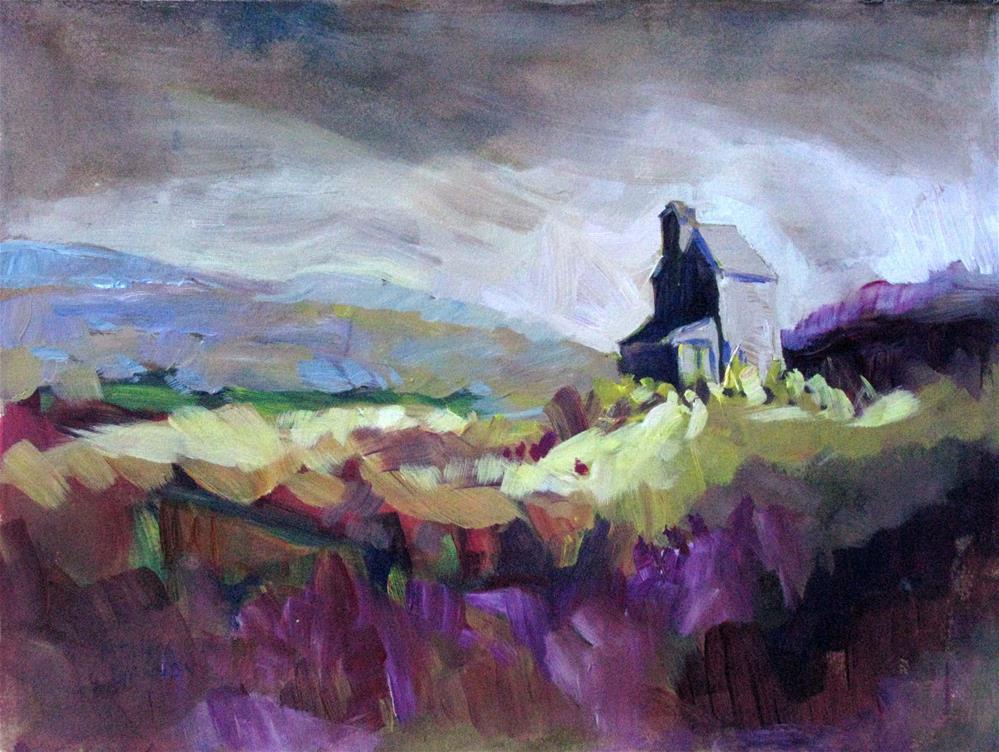 """Remote Splendor"" original fine art by Melissa Gannon"