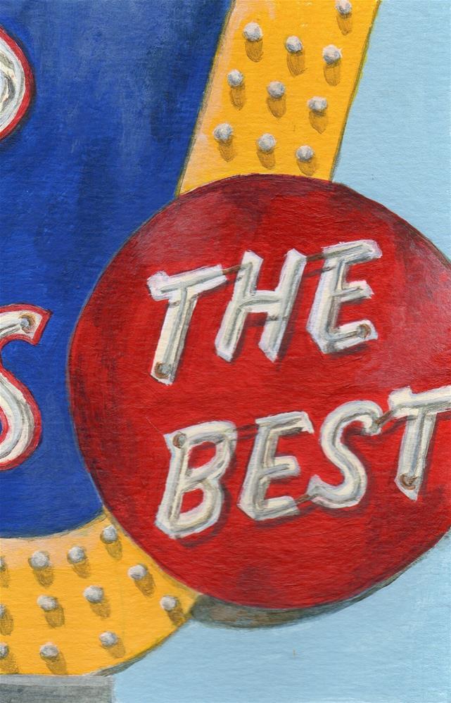 """WYWH - Skip's"" original fine art by Debbie Shirley"