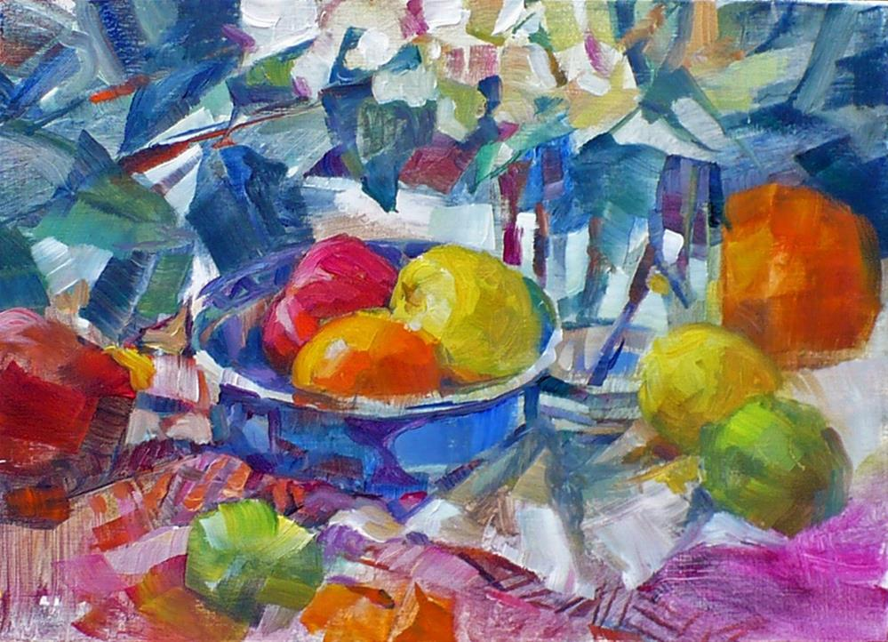 """Sketch for still life"" original fine art by Nicoletta Baumeister"