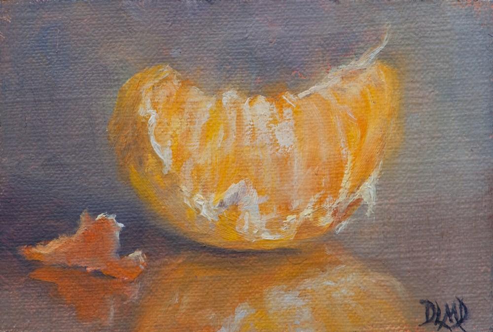 """Last One"" original fine art by Debbie Lamey-Macdonald"